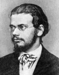 This is Ludwig Boltzmann (no joke). Thanks Jordi!